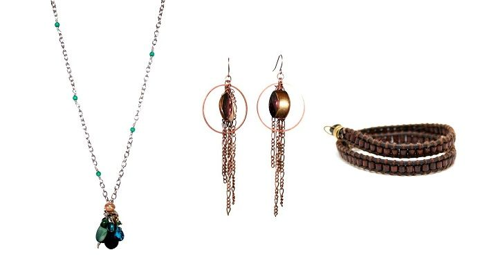 iSanctuary jewelery... make by women rescued out of slave markets
