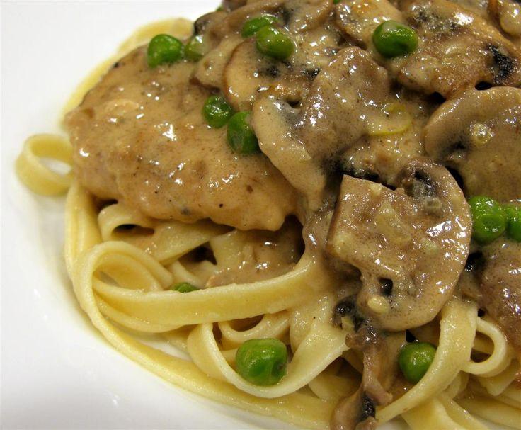Chicken Marsala - Aromatic! | Fav Foods | Pinterest