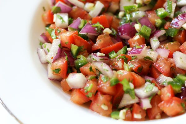 salsa fresca - what's cooking good looking - a healthy, seasonal ...