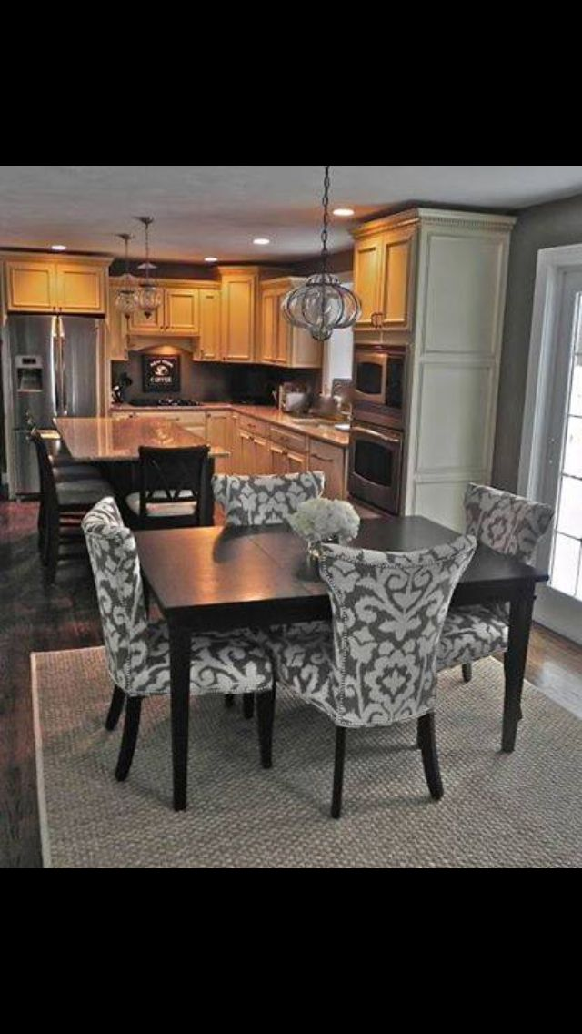 Eat In Kitchen Designs Magnificent Decorating Inspiration