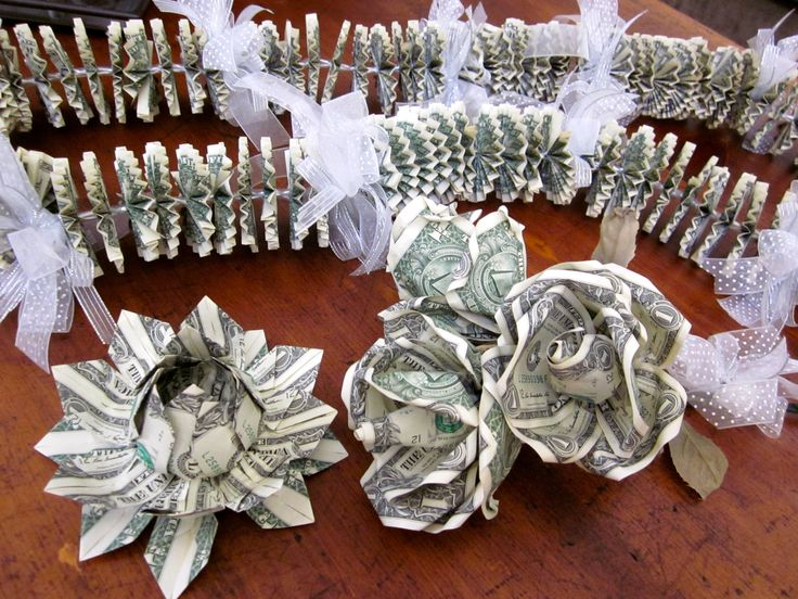 CASH than putting it in a card or envelope. Money Leis are great gifts ...