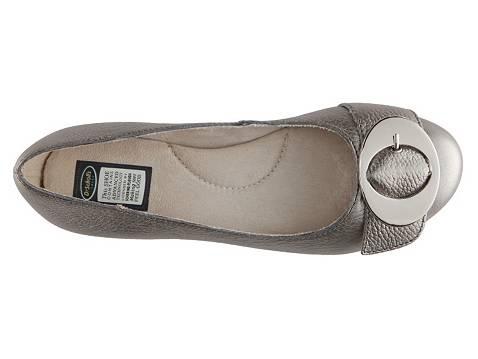 Dr. Scholls Shoes Women's Habit Metallic Flat $49.95 - got em