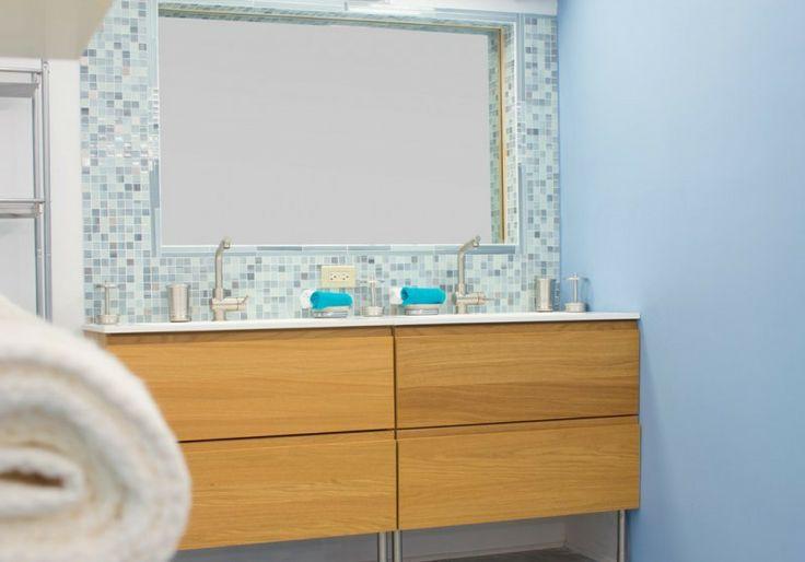 mineral tiles diy tile backsplash kit 15ft blue moon http