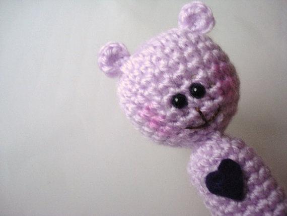 crochet finger puppet amigurumi USD12 Crochet Pinterest