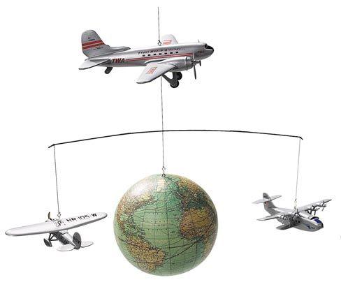 Vintage Planes & World Mobile