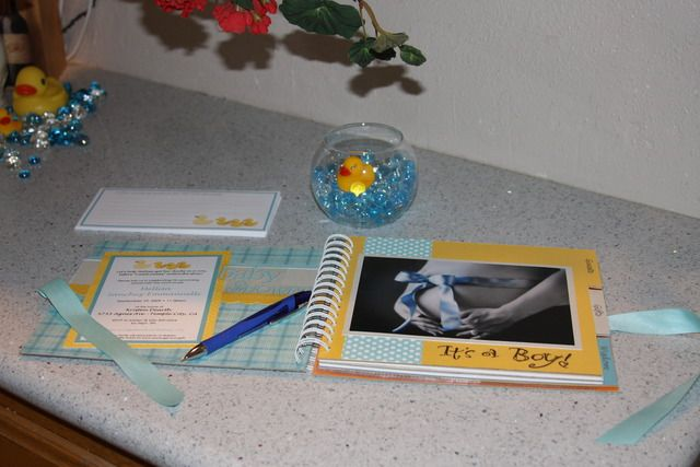Ducks baby shower sip amp see quot mel 39 s baby shower quot catch my
