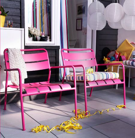 Sillón Roxo de Ikea primavera-verano 2012