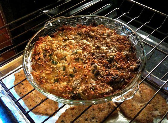 Baked Artichoke Hearts | Recipes | Pinterest