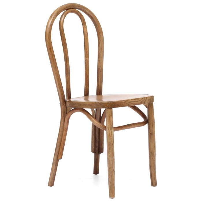 Steam Bent Wood Chair Messy Living Pinterest