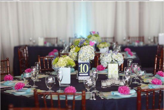 Pompon ppier deco serviette table wedding pinterest - Pinterest deco table ...