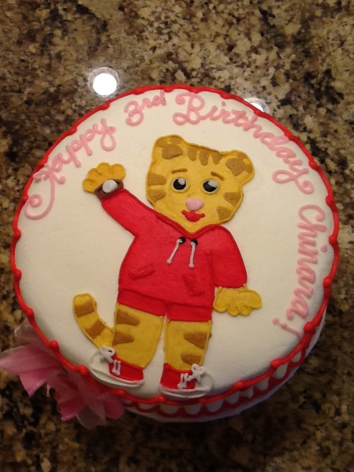 Birthday Cake Images For Daniel : Daniel Tiger s Neighborhood. Birthday Cake! Daniel tiger ...