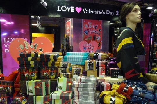 valentine's day in tokyo