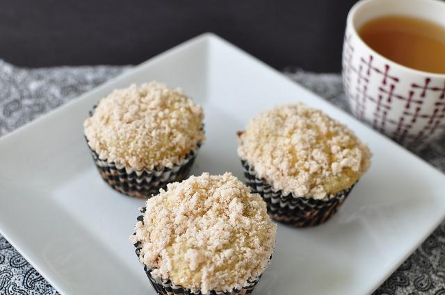Roasted Banana Muffins | YUM | Pinterest