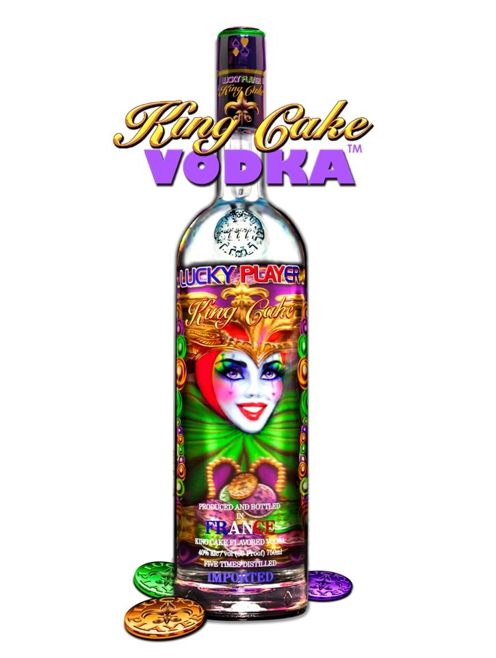 Cake recipe king cake vodka drink recipes for Flavored vodka mixed drinks