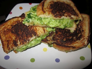 Green Goddess Grilled Cheese | Grilled Cheese | Pinterest