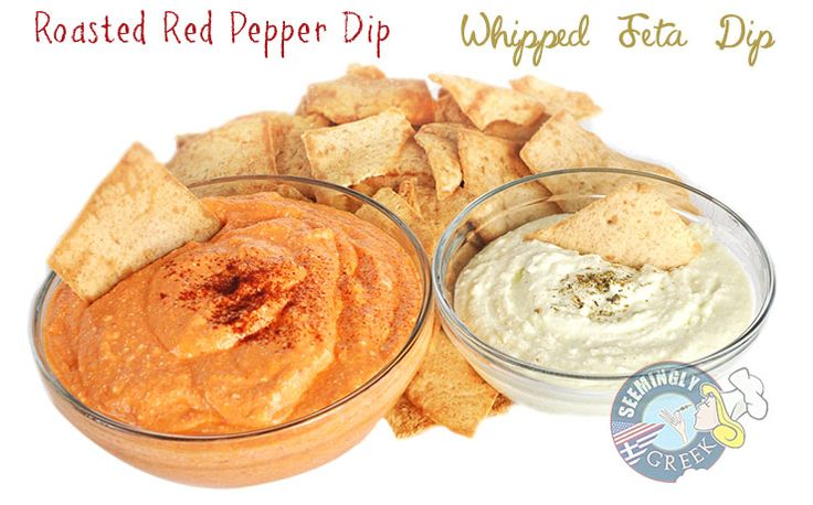 Greek spicy Feta Dip | Apps That Will Be A Hit | Pinterest