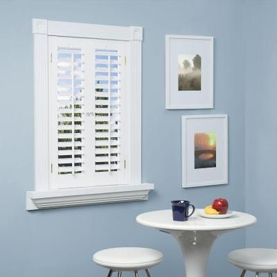 ... Interior Shutter (Price Varies by Size), QSPA2336 at The Home Depot