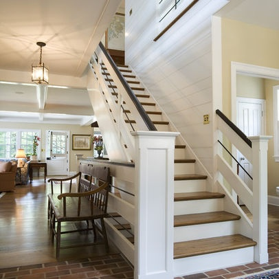 Open staircase ideas modern open staircase interior for Open staircase designs