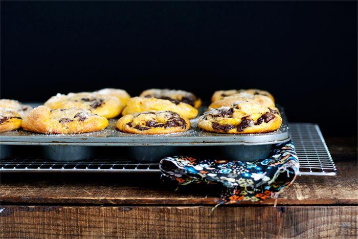 Pumpkin-Chocolate Swirl Buns | Desserts & Ice cream | Pinterest