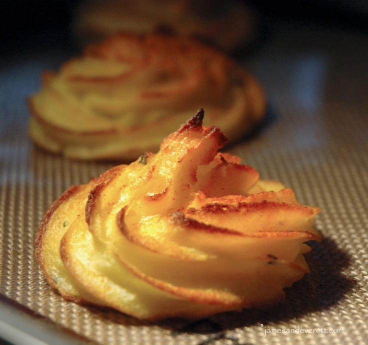 Duchess Potatoes | Side Dishes | Pinterest