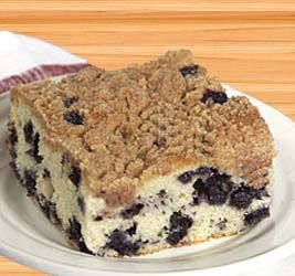 The Best Blueberry Coffee Cake has Crown Royal Maple Finished Whiskey ...
