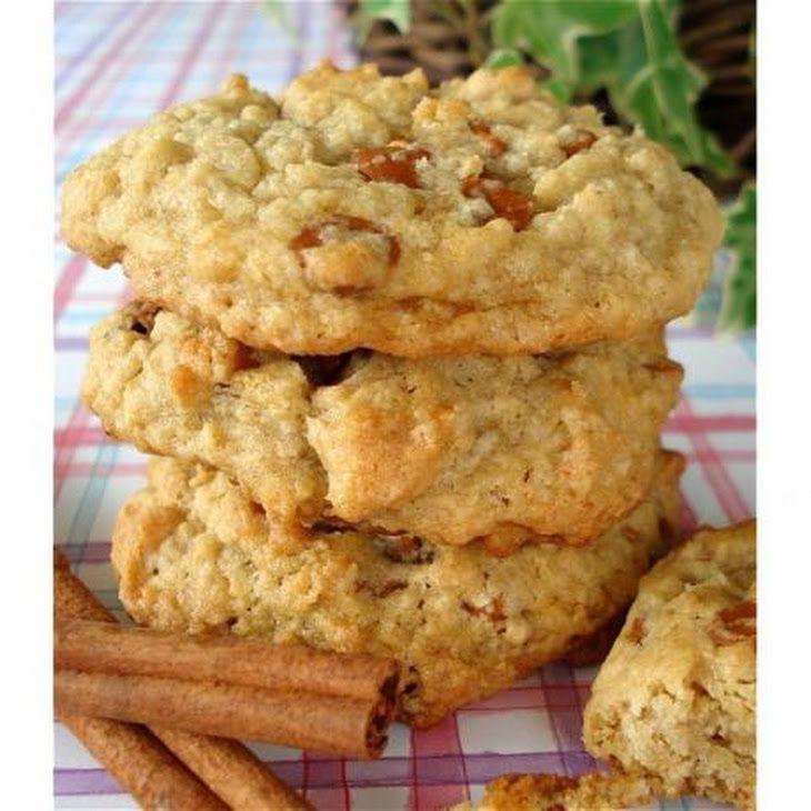 Cinnamon Cookies II Recipe — Dishmaps