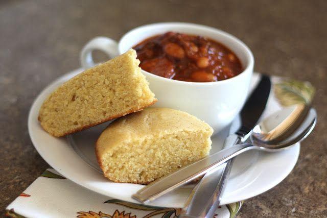 Barefeet In The Kitchen: Homesteader Cornbread - Gluten Free or Not