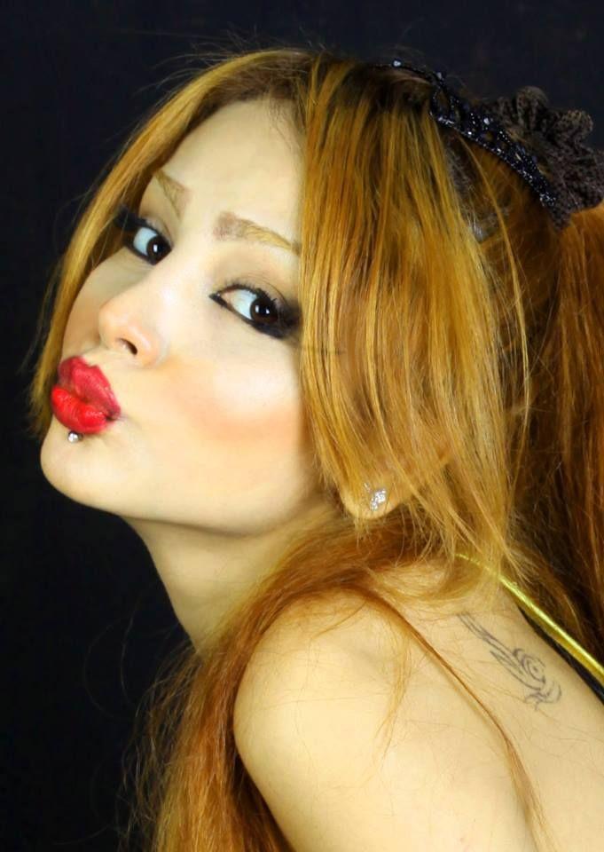 Persian Blond Hair Iranian Modeling Blondes Worldwide