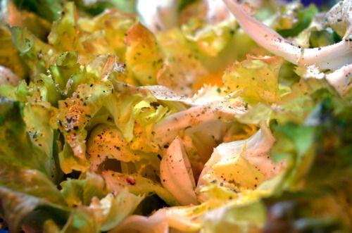 Oven-Roasted Escarole | Award-Winning Paleo Recipes | Nom Nom Paleo