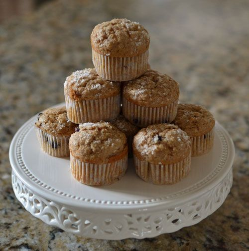 Orange Chocolate Muffins | Food to try | Pinterest