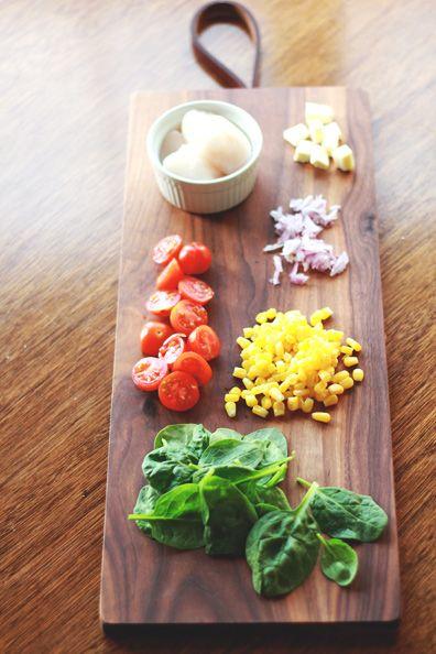 scallops-in-foil-2 | food glorious food... | Pinterest