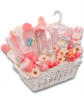 baby shower gift basket baby shower ideas pinterest