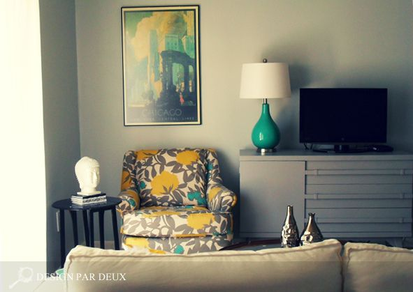Colors Yellow Grey Taupe And Teal Home Sweet Home Pinterest