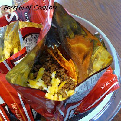 Walking tacos | Food | Pinterest
