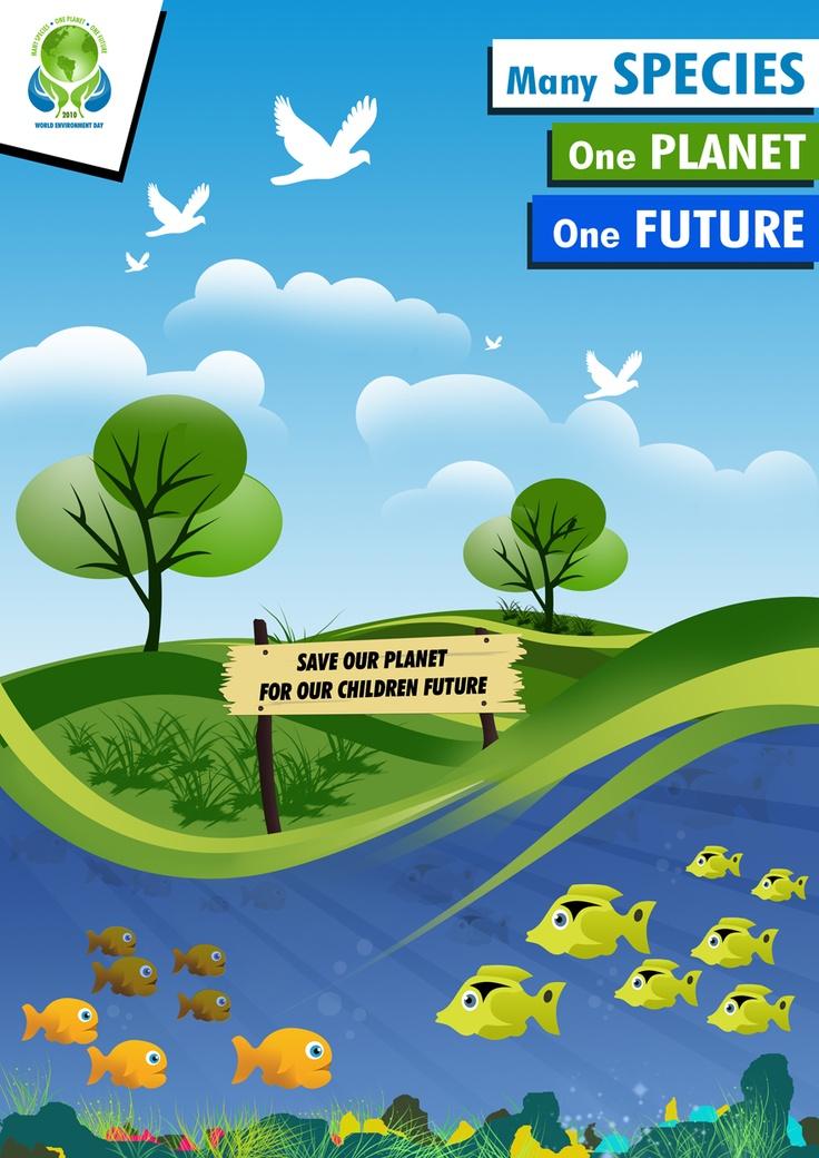 essay on saving environment