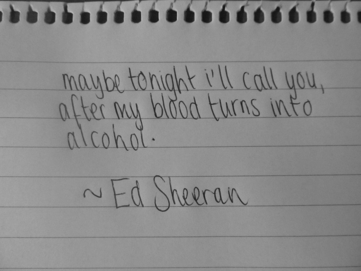 give me love ed sheeran