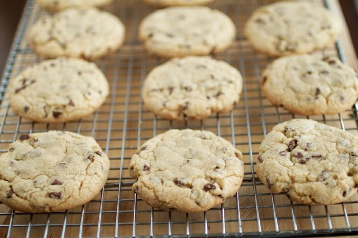 My Favorite Chocolate Chip Cookies | Recipe