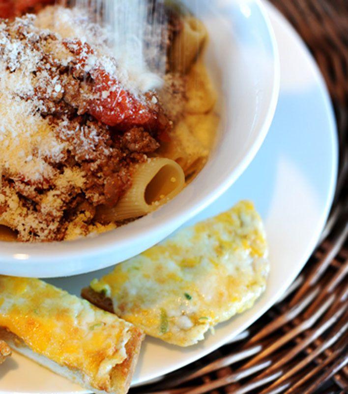 Pasta alla Marlboro Man | yumazing | Pinterest