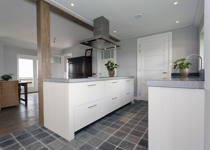 Horeca Vloeren Keuken : Nep houten vloer