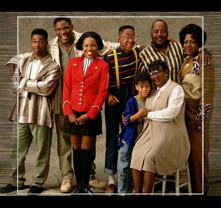 90s Black Sitcoms.... Family Matters | 90s Vintage... Back Then | Pin ... Rosetta Lenoire