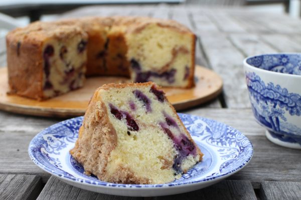 Blueberry Coffee Crumb Cake | Cakes, muffins, cupcakes... | Pinterest