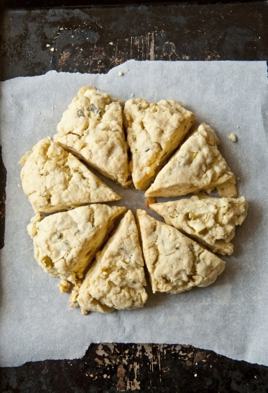 Sage, Apple, And Cheddar Scones | New Recipes to Try - Breakfast | Pi ...