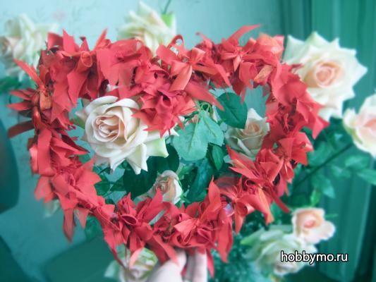 Украшения для дня святого валентина своими руками