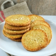 Jalapeno Cheddar Crackers recipe | Bread | Pinterest