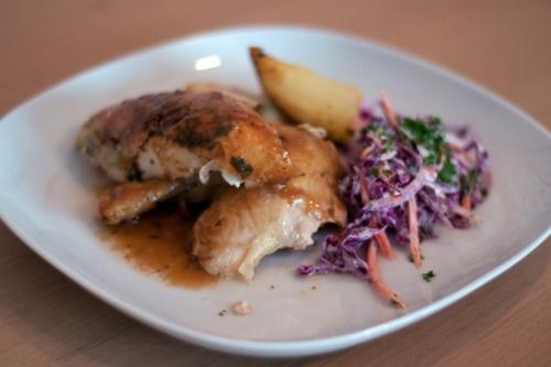 Simple roast chicken | Main dishes | Pinterest