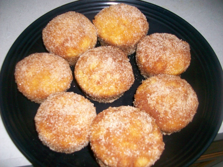French Breakfast Puffs | Yummy Food | Pinterest
