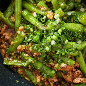 Hearty enough for a meal, #PBSfood shares Green Beans with Garlic ...