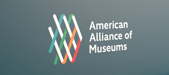 American Alliance of Museums Logo and Identity by Satori Engine
