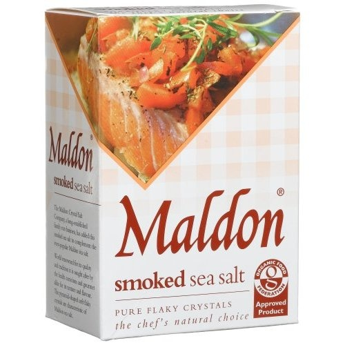 Smoked Sea Salt Recipe — Dishmaps