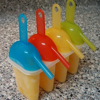 Make Your Own Juice Popsicles Recipes — Dishmaps
